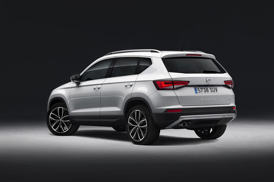 New Seat Ateca Full Pricing Confirmed Pictures Details