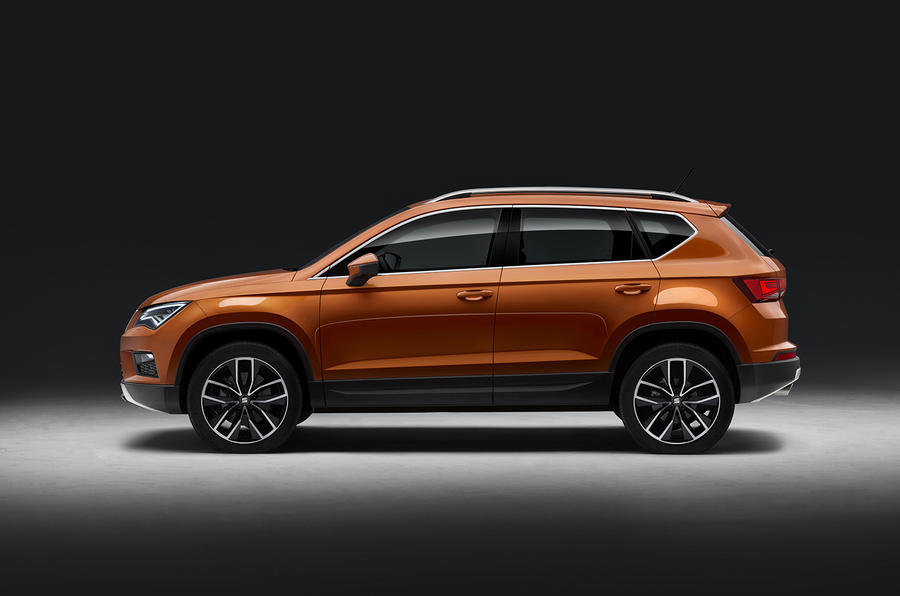 Seat Ateca profile revealed