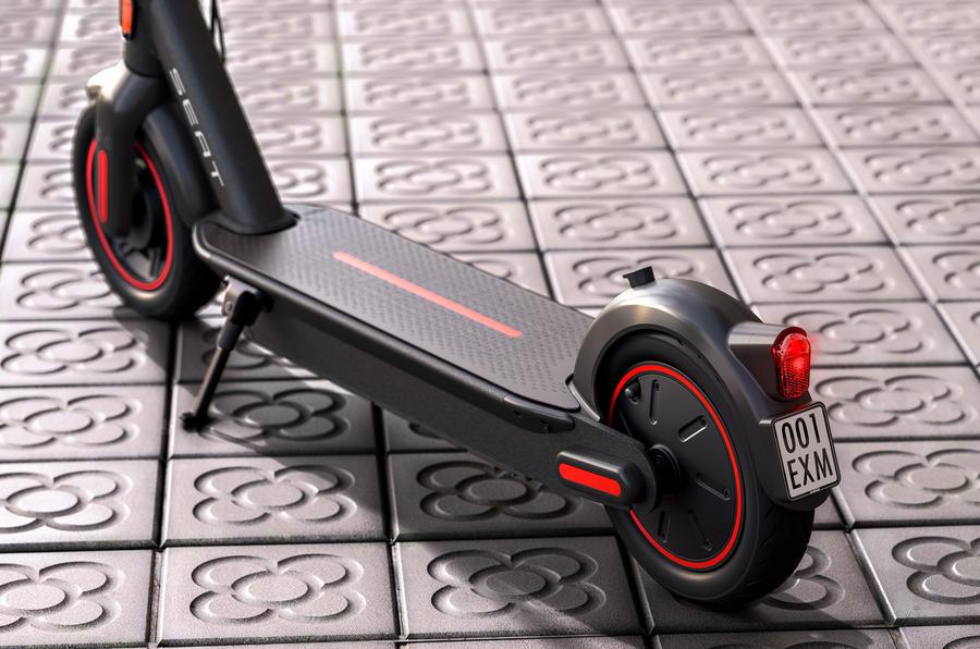 Seat e-Kickscooter 2