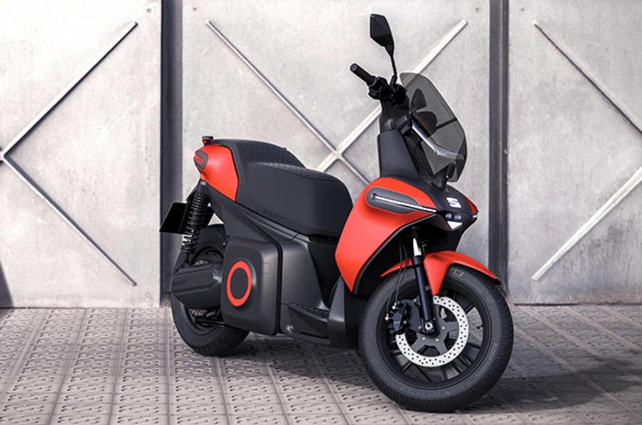 Seat e-Scooter 1