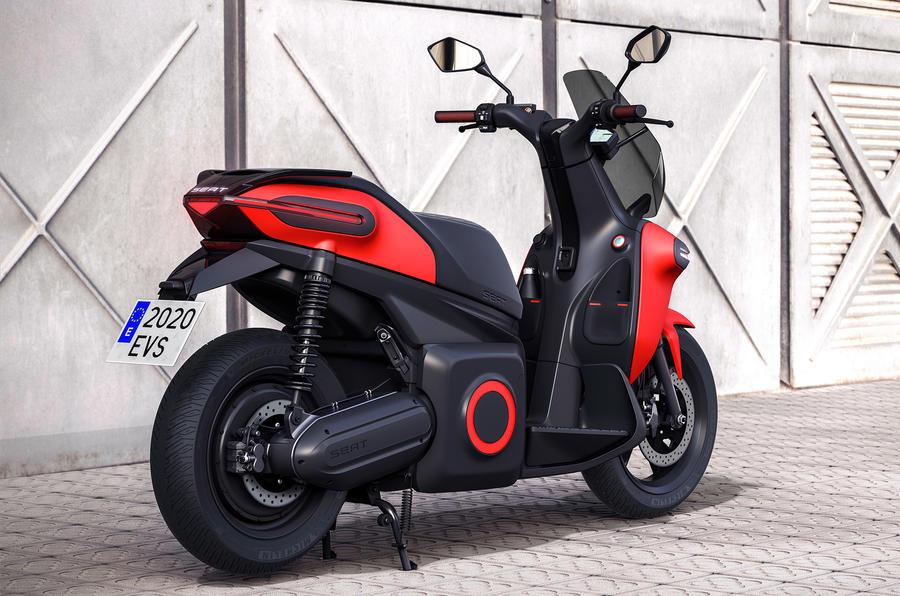 Seat e-Scooter 2