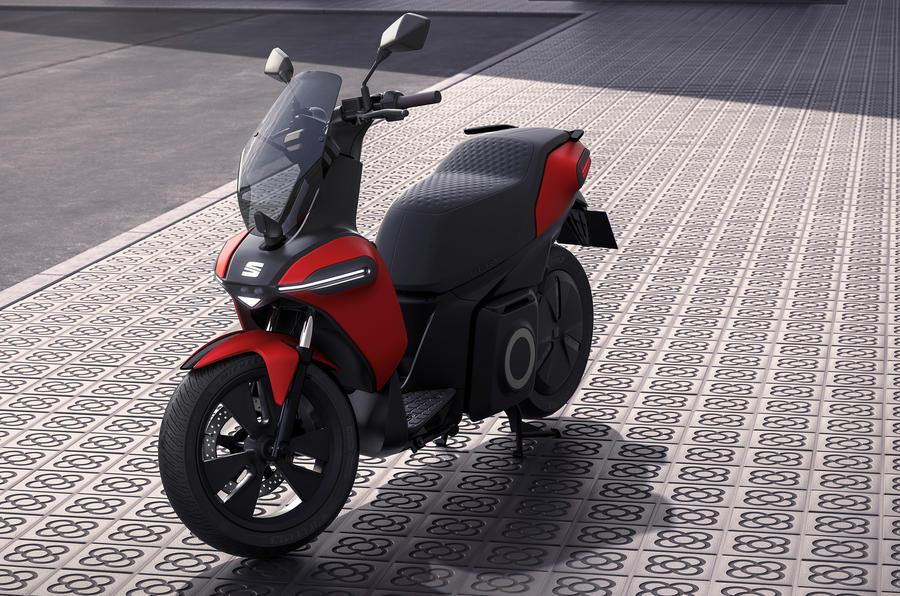 Seat e-Scooter 6