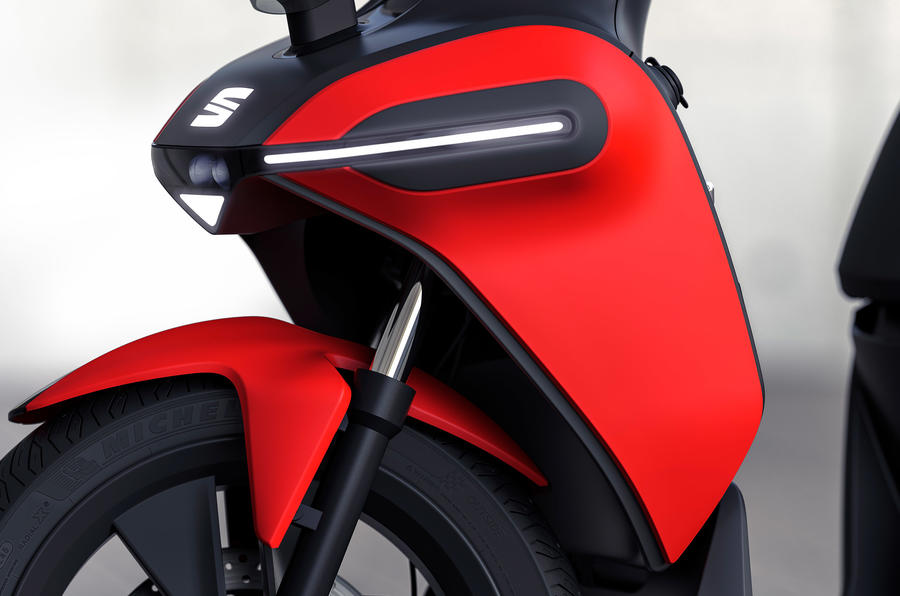 Seat e-Scooter 8