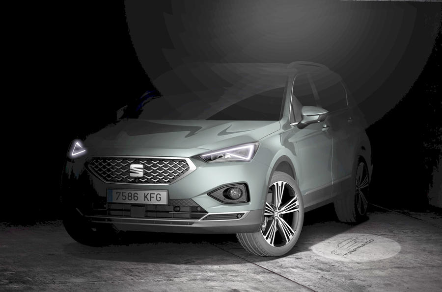 Seat Tarraco name confirmed for third SUV