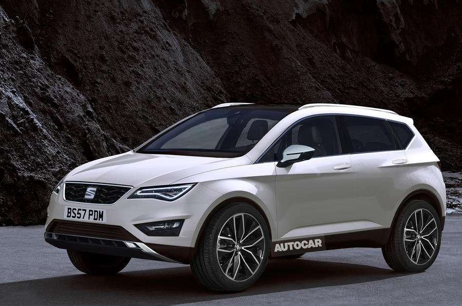 New baby Seat SUV will rival the Nissan Juke