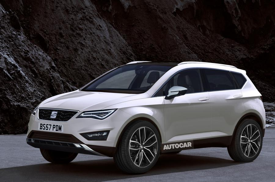 new seat ibiza and seat arona to be game changers says boss autocar. Black Bedroom Furniture Sets. Home Design Ideas