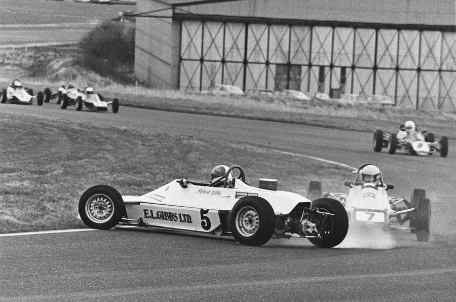 Ayrton Senna Formula Ford
