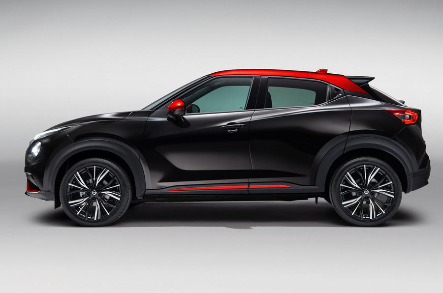 2020 Nissan Juke reveal - static side