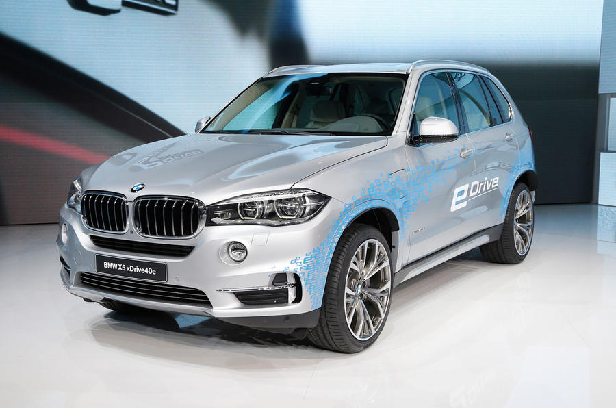 hybrid bmw x5 at shanghai show autocar. Black Bedroom Furniture Sets. Home Design Ideas
