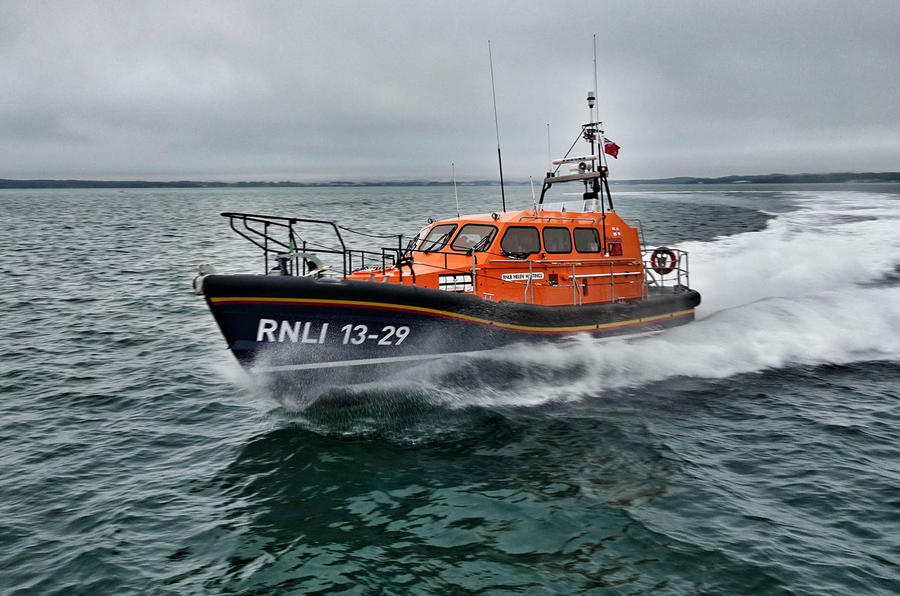 RNLI Shannon LIfeboat