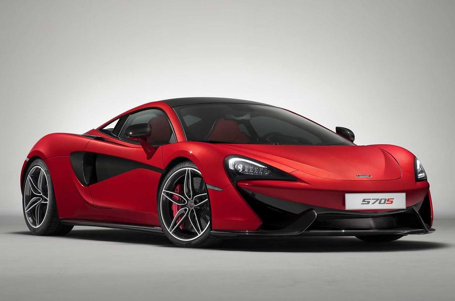 McLaren 570S Design Editions launched