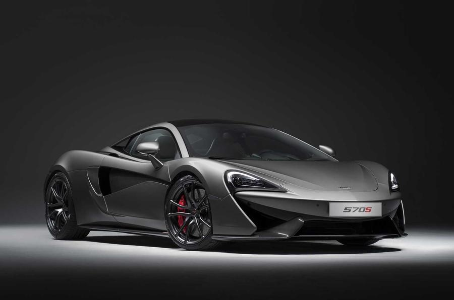 McLaren Adds Track Pack For 570S