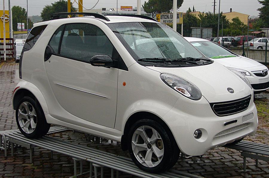 Shuanghuan Auto Noble