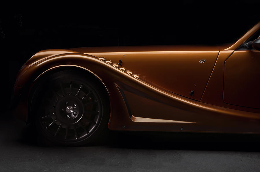 Morgan Aero GT previewed as race-inspired special