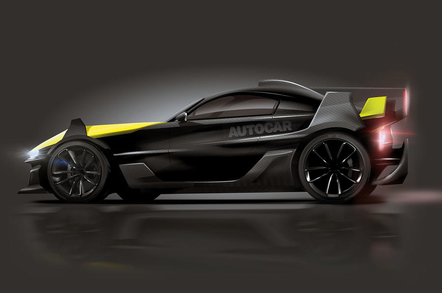 Ariel is Working on a 1200 HP Electric Supercar