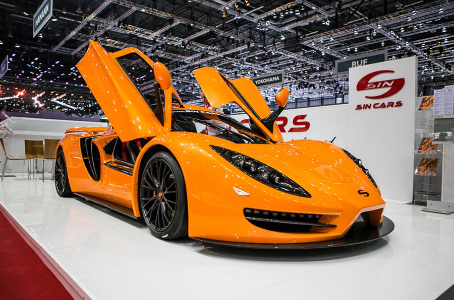 Sin R1 Sports Car On Sale For 145 000 Autocar
