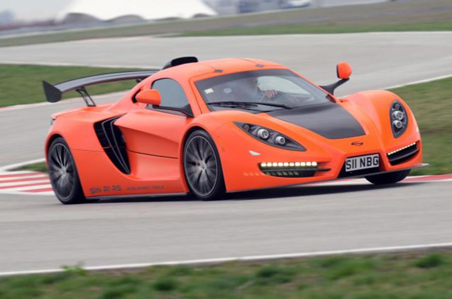 sin r1 sports car on sale for 145 000 autocar. Black Bedroom Furniture Sets. Home Design Ideas