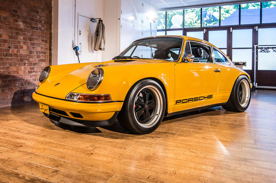 Meeting Singer\u0027s tribute to the Porsche 911