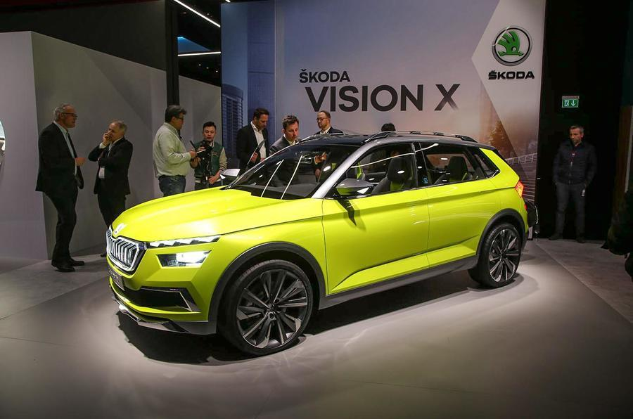 skoda readies 19 model product drive in next two years autocar. Black Bedroom Furniture Sets. Home Design Ideas
