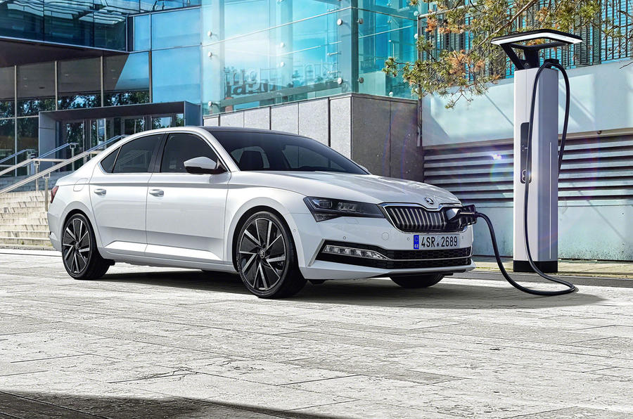 2019 Skoda Superb To Cost From 24 655 Autocar