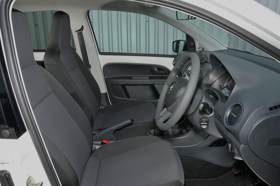 Skoda Citigo interior