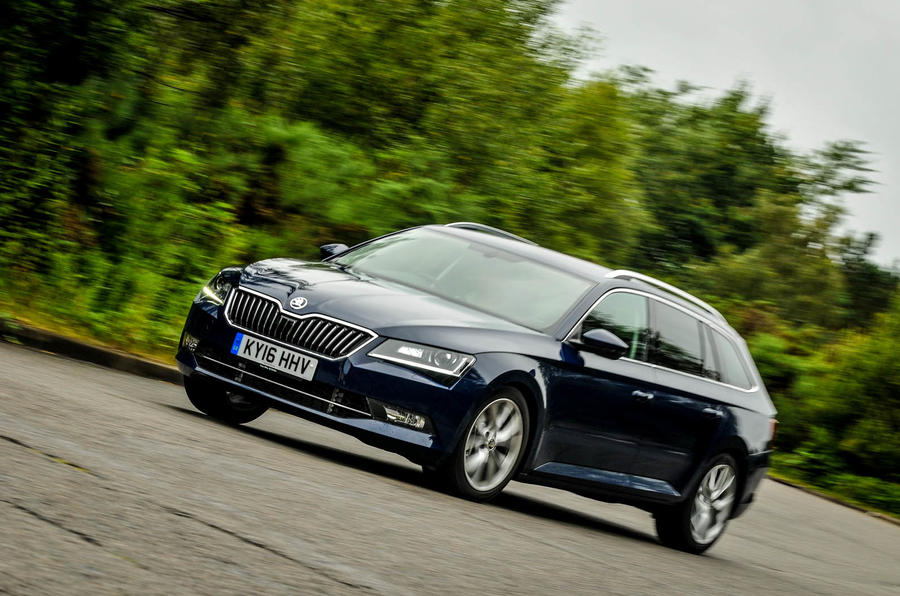 skoda superb estate 2 0 tsi 280 4x4 dsg review autocar. Black Bedroom Furniture Sets. Home Design Ideas