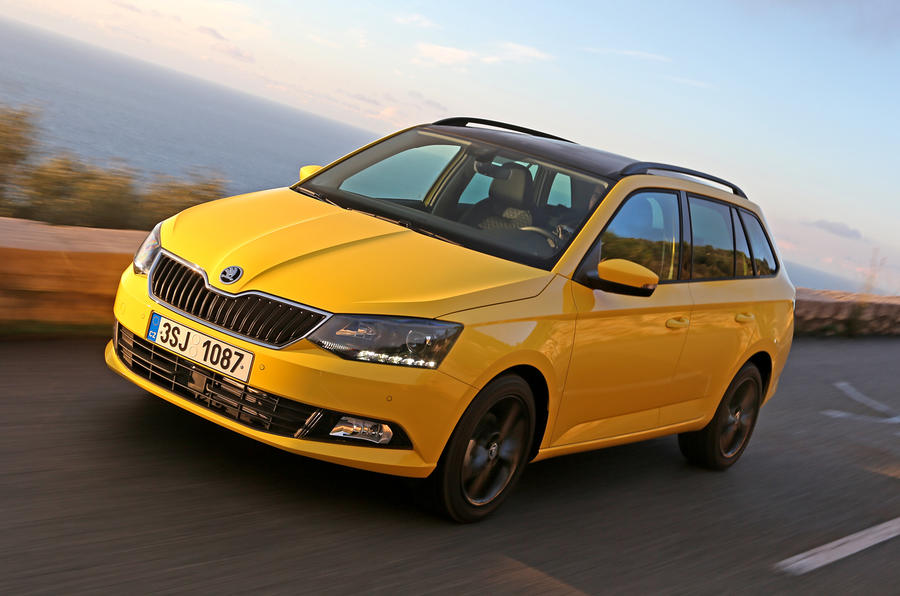 2015 skoda fabia estate review review autocar. Black Bedroom Furniture Sets. Home Design Ideas