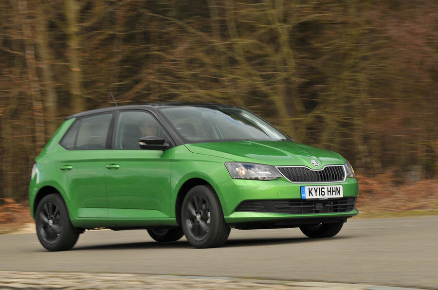 2016 skoda fabia 1 2 tsi 90 colour edition review review autocarskoda fabia colour edition
