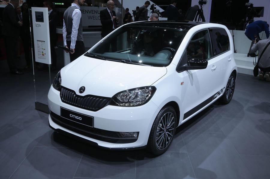 2017 Skoda Citigo Facelift Unveiled Autocar