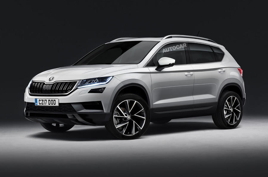Skoda Baby Suv To Take Fight To Nissan Juke Autocar