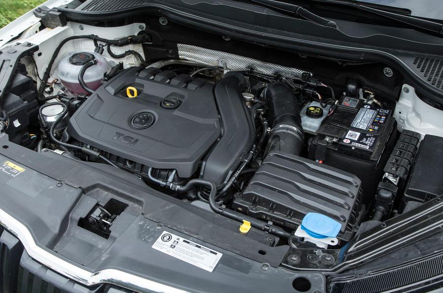 1 5 TSI engine