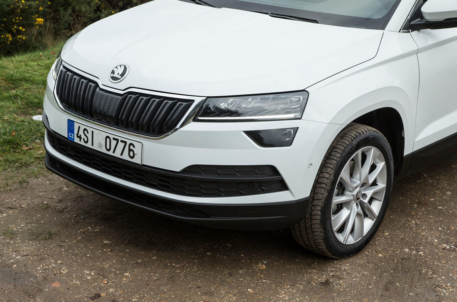 skoda karoq 1.5 tsi 2017 uk review | autocar