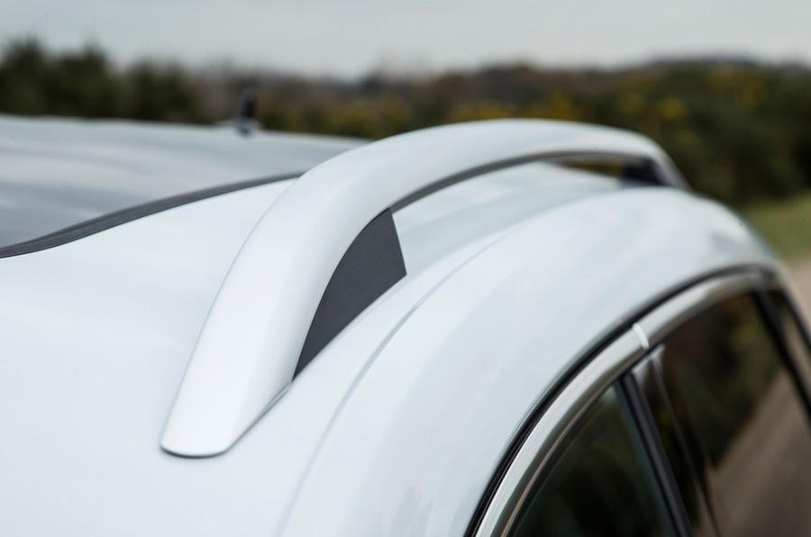 Skoda Karoq 1.5 TSI roof rails
