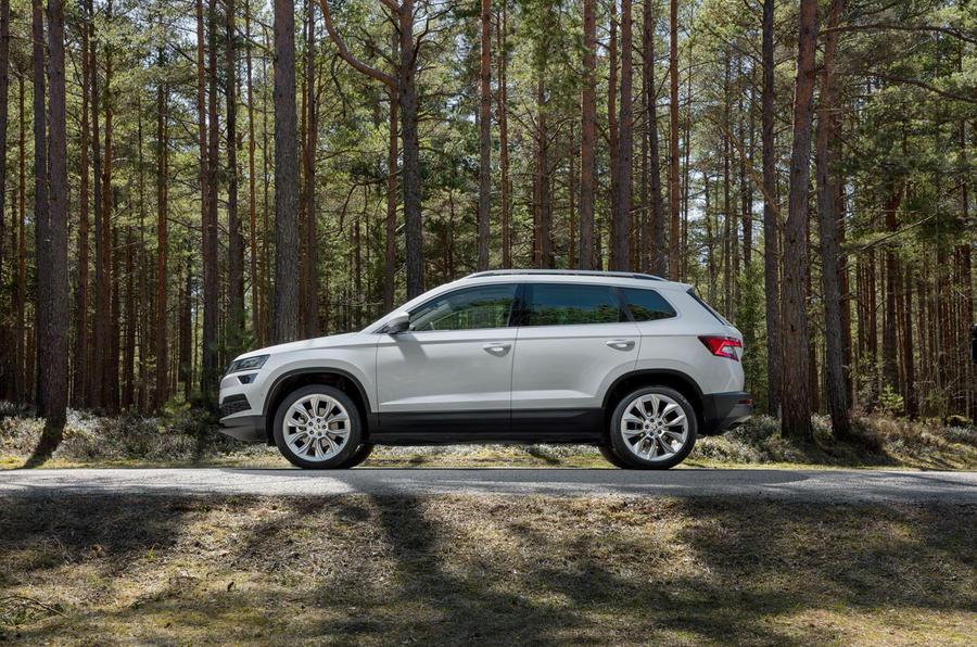 New Skoda Karoq SUV priced from £20,875 | Autocar