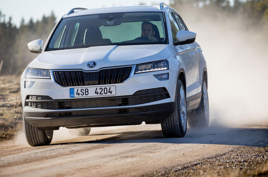 Cars That Start With J >> New Skoda Karoq SUV priced from £20,875 | Autocar
