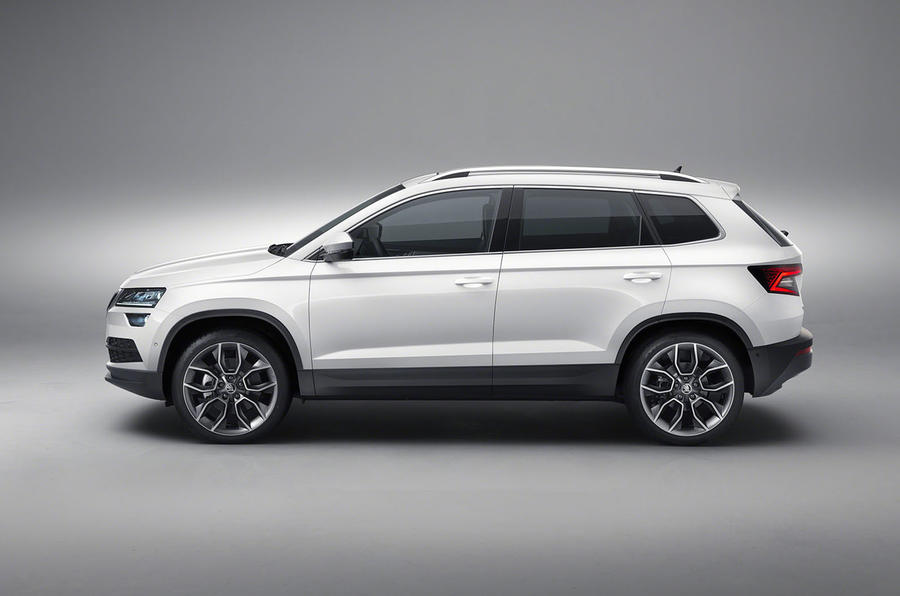 New Skoda Karoq SUV priced from £20,875 | Autocar