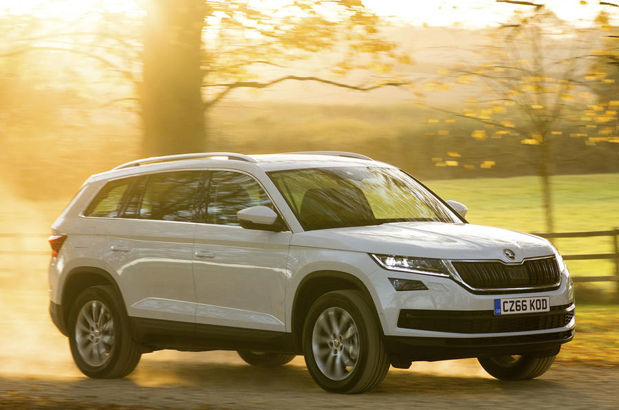 2017 skoda kodiaq 1 4 tsi 125 se review review autocar. Black Bedroom Furniture Sets. Home Design Ideas