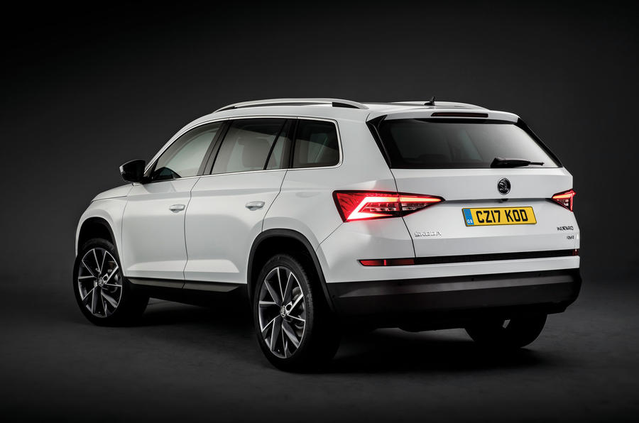 Skoda Kodiaq Enters Production Plus Prices And Specs Autocar