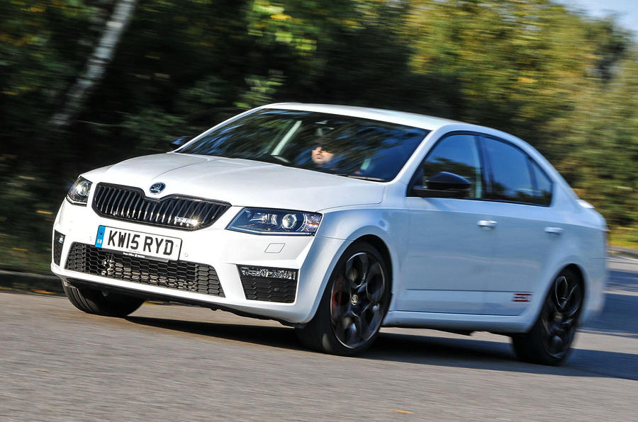 2015 skoda octavia vrs 230 review review autocar. Black Bedroom Furniture Sets. Home Design Ideas