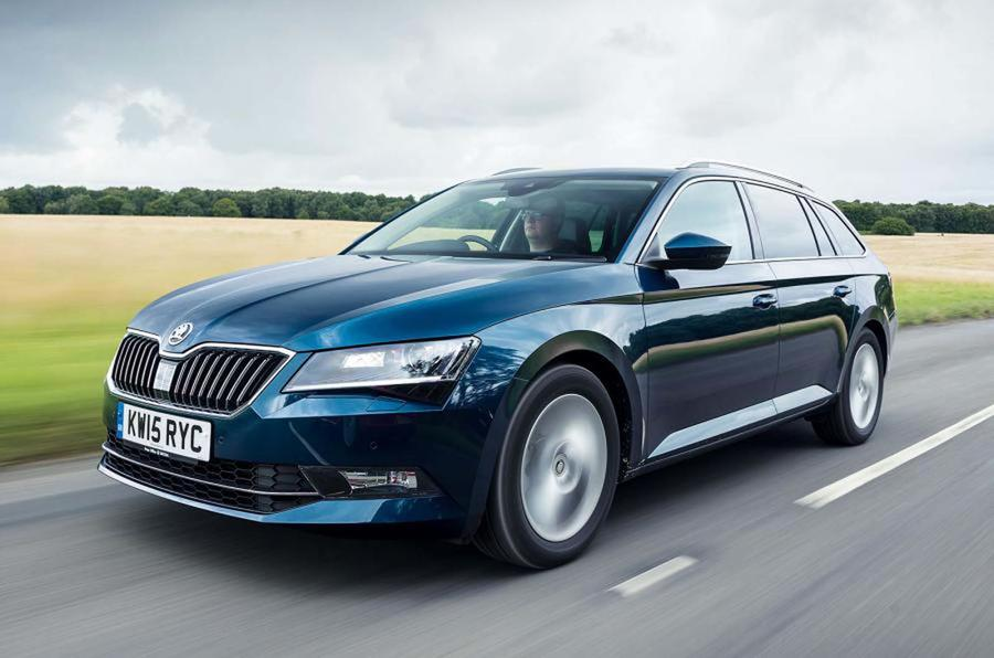 Skoda Confirms Five Electrified Models In Next Two Years Autocar