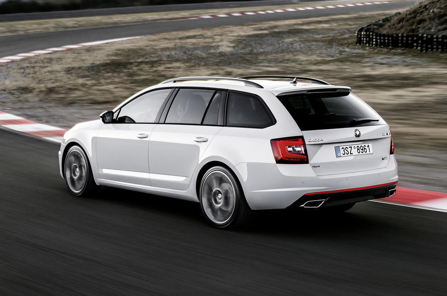 2017 Skoda Octavia facelift brings more power and sharper styling