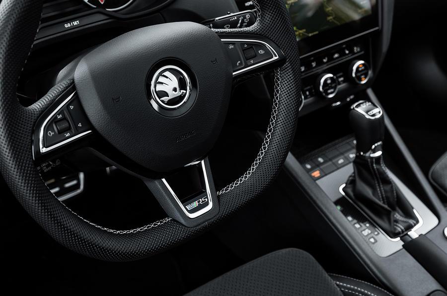 2017 Skoda Octavia facelift brings more power and sharper styling