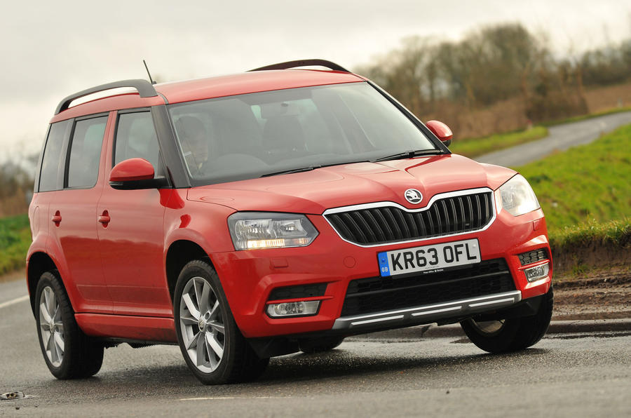 Opinion: here's hoping the Skoda Karoq can do everything the Yeti did