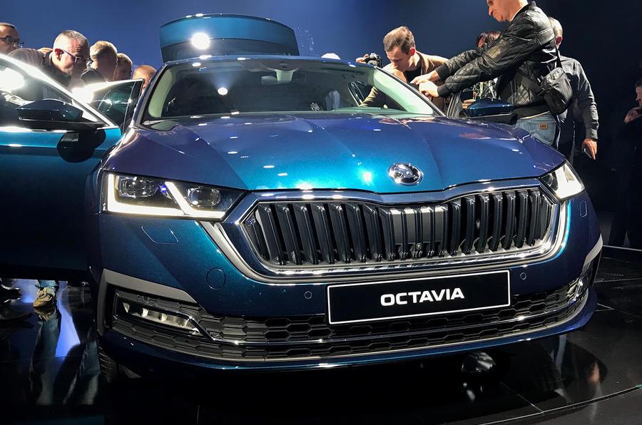 Škoda Octavia mk4 (2020) 29
