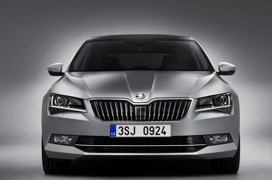 2015 Skoda Superb Priced From 18640 To 34740 Autocar