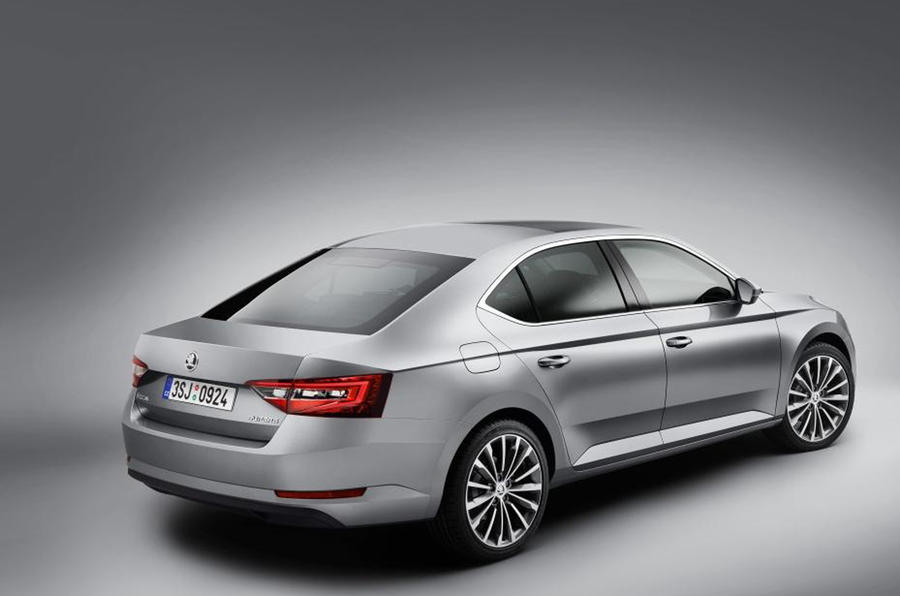 2015 Skoda Superb priced from £18,640 to £34,740 | Autocar