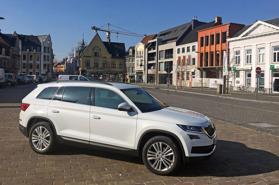Skoda Kodiaq longterm review Alter