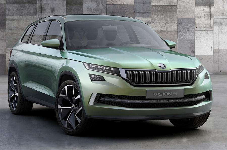 The Motoring World: Skoda names its new SUV and the name refers to ...