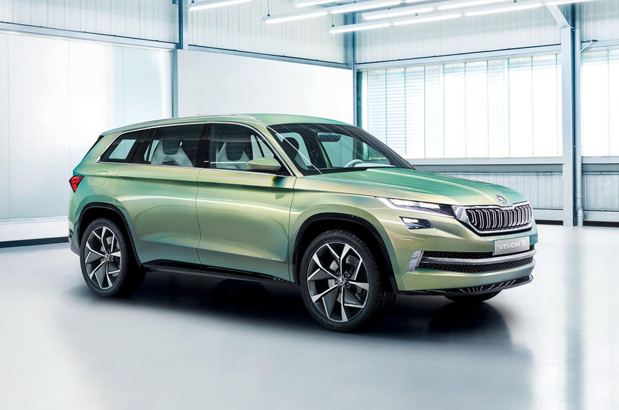 Skoda electric SUV under development | Autocar