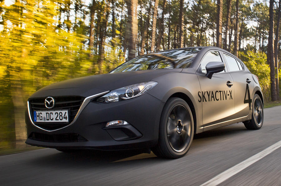 Mazda 2019 Skyactiv X Engine Can Boost Economy By 30 Autocar
